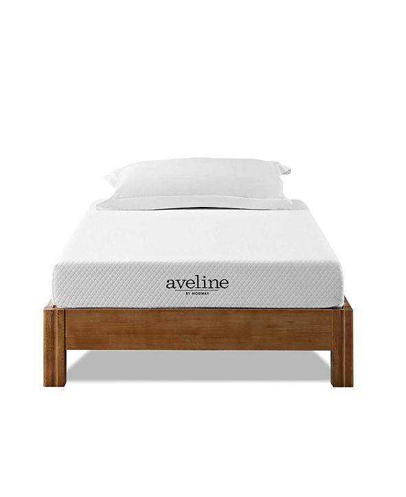 "Modway Aveline 6"" Memory Foam Twin Mattress"