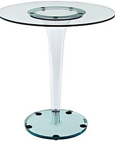 "Modway Gossamer 27.5"" Side Table"