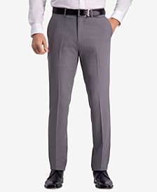 Men's TechniCole Slim-Fit Performance Tech Pocket Dress Pants
