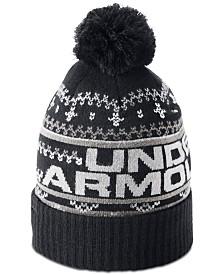 Under Armour Men s Wordmark Beanie - Hats b705d166c835