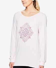 Gaiam Hailey Graphic Long-Sleeve T-Shirt