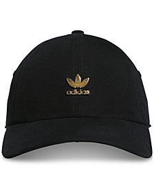 adidas Originals Metallic-Logo Relaxed Cap
