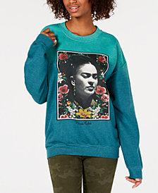 True Vintage Juniors' Frida Kahlo Sweatshirt