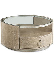 Esme Round Coffee Table