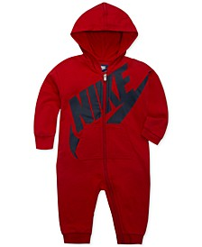 Baby Boys and Girls Play All Day Hooded Coverall