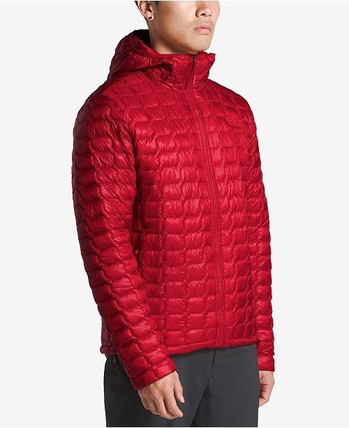 7f5d43043167b The North Face Men's Thermoball Hoodie & Reviews - Coats ...