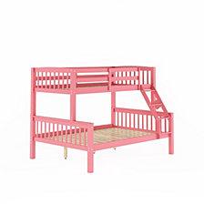 Full Dakota Bunk Bed, Quick Ship