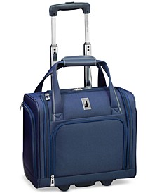 "Knightsbridge II 15"" Wheeled Under-Seat Carry-On Suitcase"