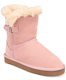 Style  Co Tiny 2 Winter Booties, Created for Macys