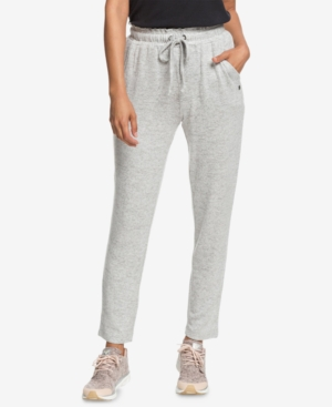 Roxy Pants JUNIORS' BREATHE A NEW DAY ANKLE PANTS