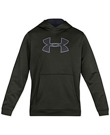 Under Armour Men's Performance Fleece Graphic Hoodie