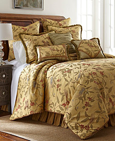 Austin Horn Classics Mystic Bird 3-piece Luxury Comforter Set