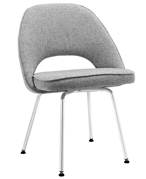 Modway Cordelia Dining Fabric Side Chair