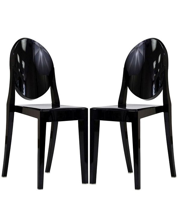 Modway Casper Dining Chairs Set of 2