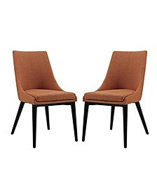 Viscount Dining Side Chair (Set of 2)