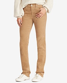 Petite Premier Straight Pants