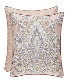 "Royal Court Sloane Blush 18"" Square"
