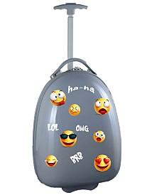 Mojo Kids Emoji Pod Luggage