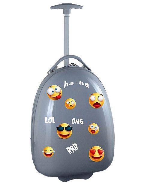 Mojo Licensing Mojo Kids Emoji Pod Luggage