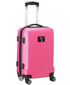 Luggage Carry-On 21-Inch Hardcase Spinner 100% Abs With Letter Y