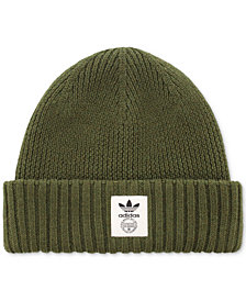 adidas Men's Originals Ribbed Cuffed Beanie