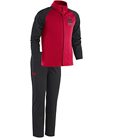 Under Armour Little Boys 2-Pc. On The Mark Jacket & Pants Set