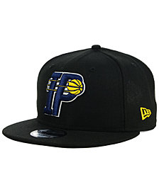 New Era Indiana Pacers Combo Logo 9FIFTY Snapback Cap