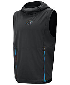 Nike Men's Carolina Panthers Shield Fly Rush Vest