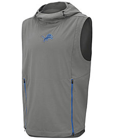 Nike Men's Detroit Lions Shield Fly Rush Vest