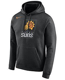 Nike Men's Phoenix Suns Essential Logo Pullover Hoodie
