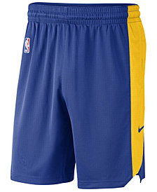 Nike Men's Golden State Warriors Practice Shorts