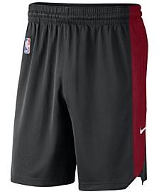 Men's Miami Heat Practice Shorts