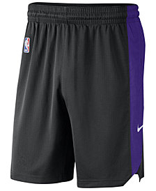 Nike Men's Sacramento Kings Practice Shorts