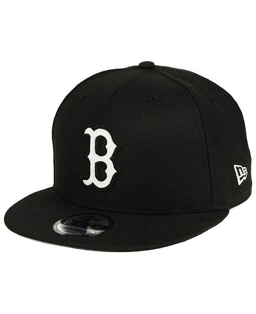 New Era Boston Red Sox Jersey Hook 9FIFTY Snapback Cap - Sports Fan ... b6f6fa83ef43