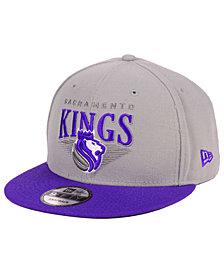 New Era Sacramento Kings Retro Triangle 9FIFTY Snapback Cap