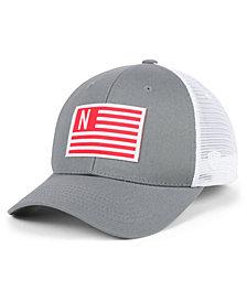 Top of the World Nebraska Cornhuskers Brave Trucker Snapback Cap