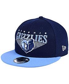 New Era Memphis Grizzlies Retro Triangle 9FIFTY Snapback Cap