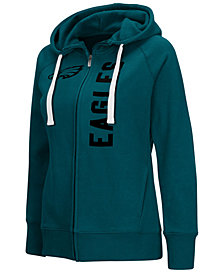 G-III Sports Women's Philadelphia Eagles 1st Down Hoodie