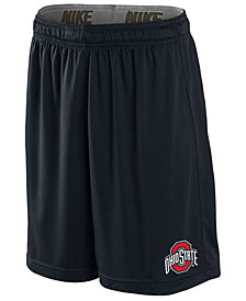Nike Ohio State Buckeyes Fly Shorts, Big Boys (8-20)
