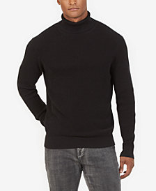 Kenneth Cole Men's Investment Turtleneck Sweater