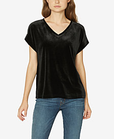 Sanctuary Holly Velvet Top