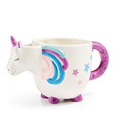 Unicorn Tea Bag  Mug