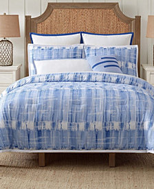 Vince Camuto Nantucket 3-Pc. Duvet Set Collection