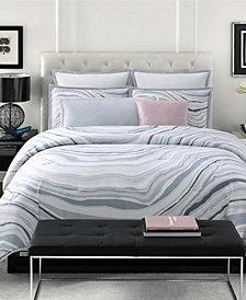 Vince Camuto Valero Twin XL 2 Piece Comforter Set