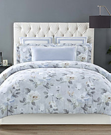 Christian Siriano Soft Floral Twin/ Twin XL 2 Piece Comforter Set