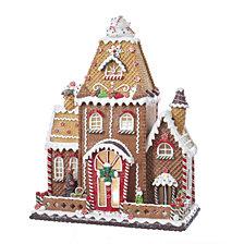 Kurt Adler Fancy Clay Dough Gingerbread House