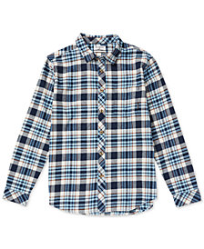 Billabong Big Boys Coastline Flannel Shirt