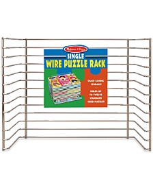 Melissa & Doug Wire Puzzle Storage Rack