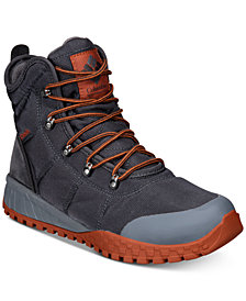 Columbia Men's Fairbanks Omni-Heat Waterproof Boots