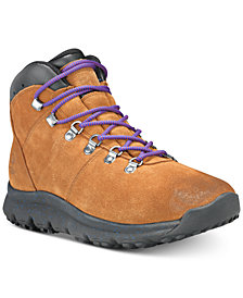 Timberland Men's World Hiker Leather Boots